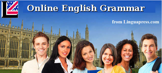English grammar tests and quizzes