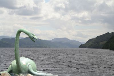 the loch ness monster in simple english
