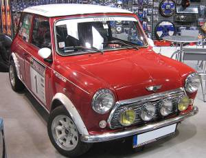 Original Mini ooper