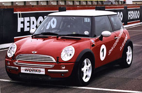 Legendary Mini Cooper