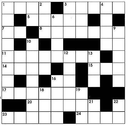 Crossword have something to do with summer leisure and vacation