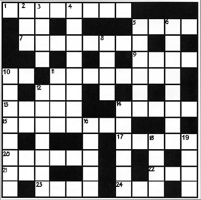 Business English Crossword Advanced Level English From
